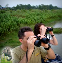 Jungle Walk and Bird Watching - Jungle safari Lodge
