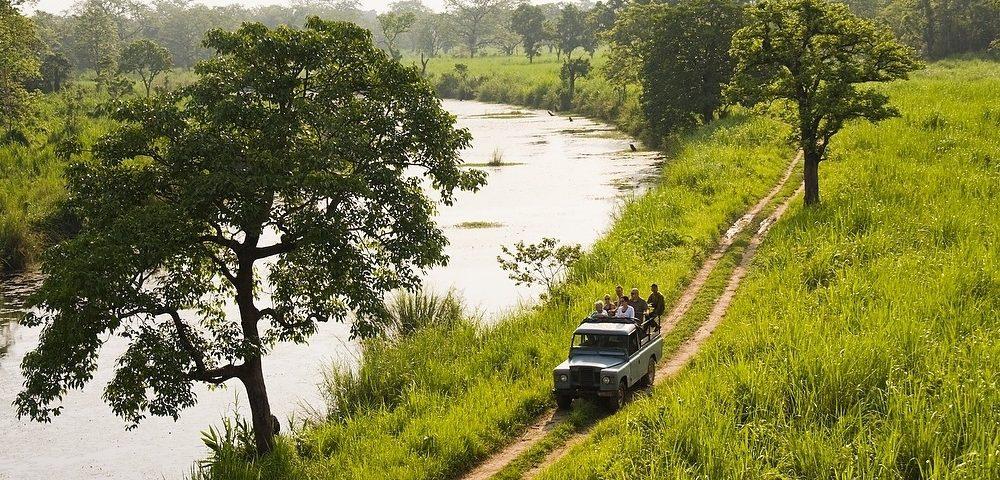 2 Night Jungle Safari with Deep Drive
